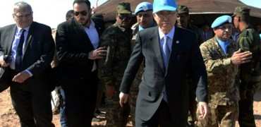 UN demands Western Sahara mission be fully restored