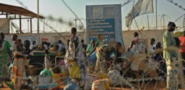 South Sudan Aid Workers victims of rape and assault