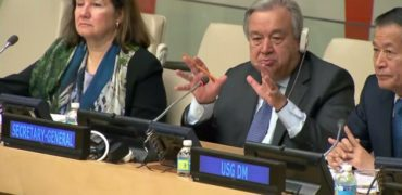 Staff unions call for major reform at Guterres first global townhall