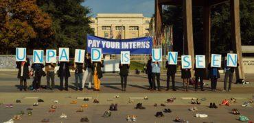 Coverage of the global intern strike
