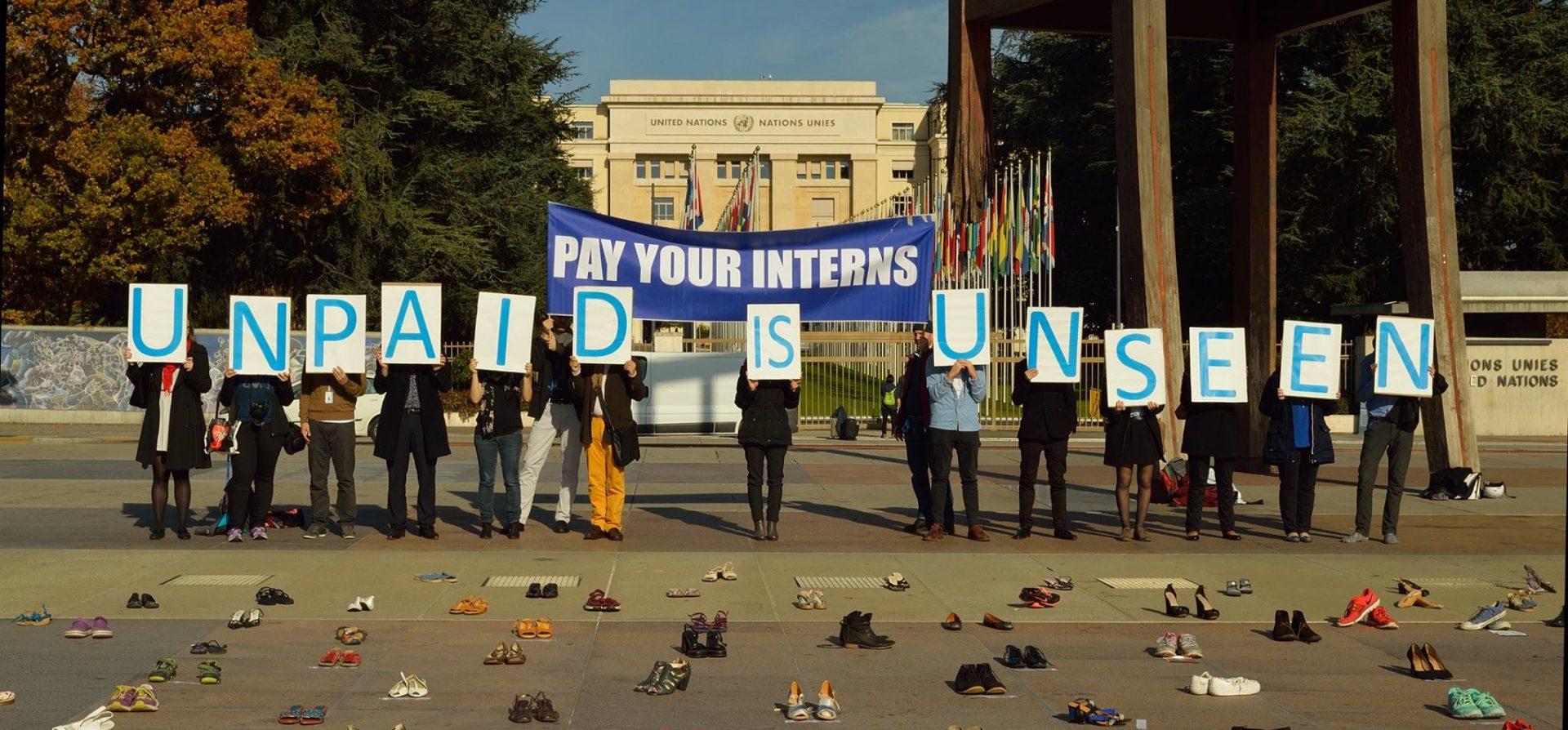 Coverage of the global intern strike | CCISUA