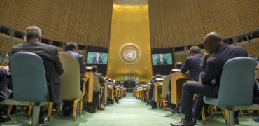 UN's $61 Billion Pension Fund Starts Search for New Management
